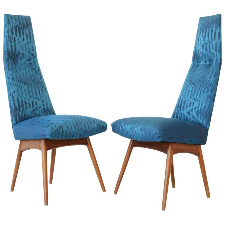 adrian pearsall chair dining chairs with wheels for elderly mid century tall and shapely modernique