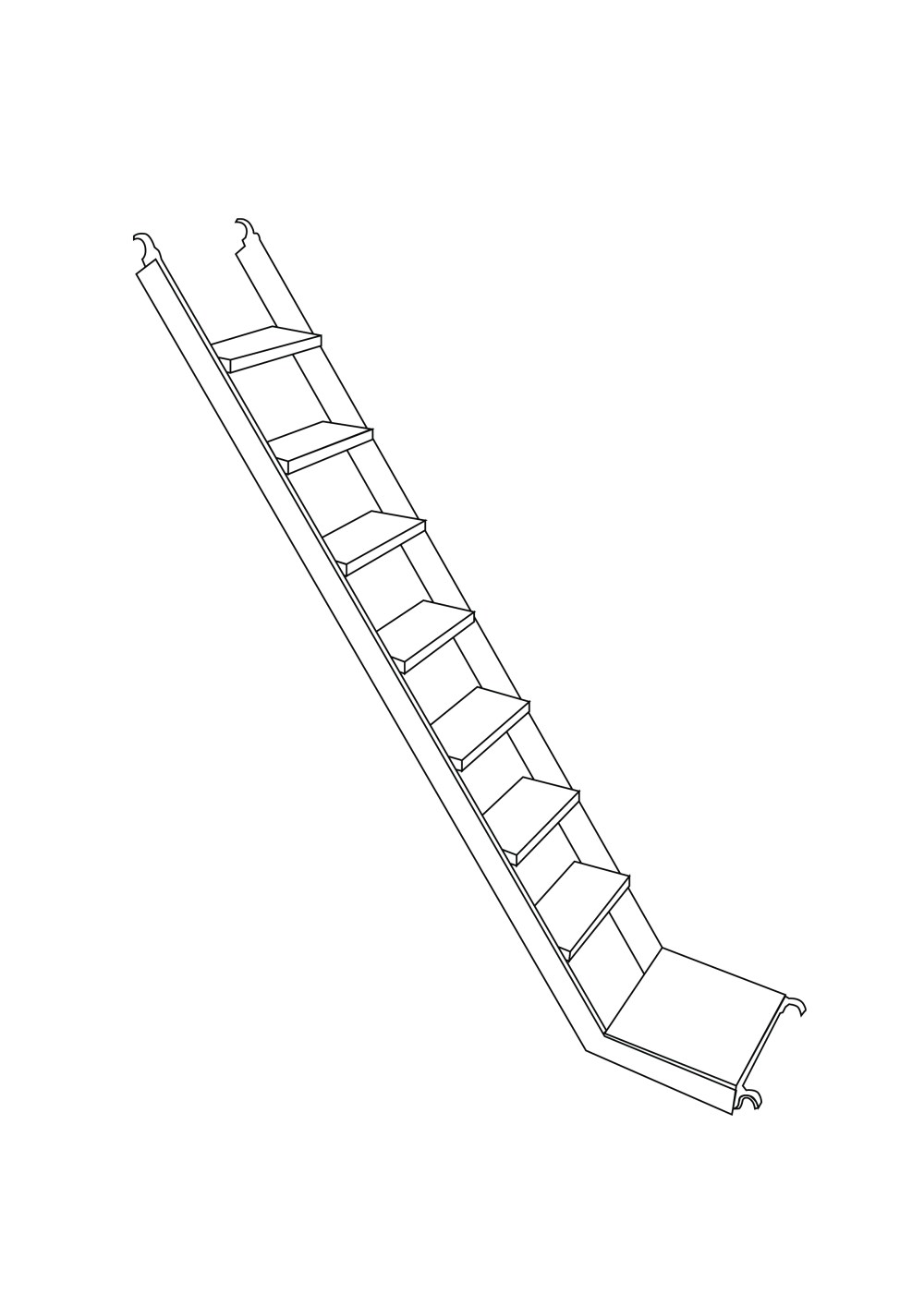 medium resolution of stairway diagram jpg