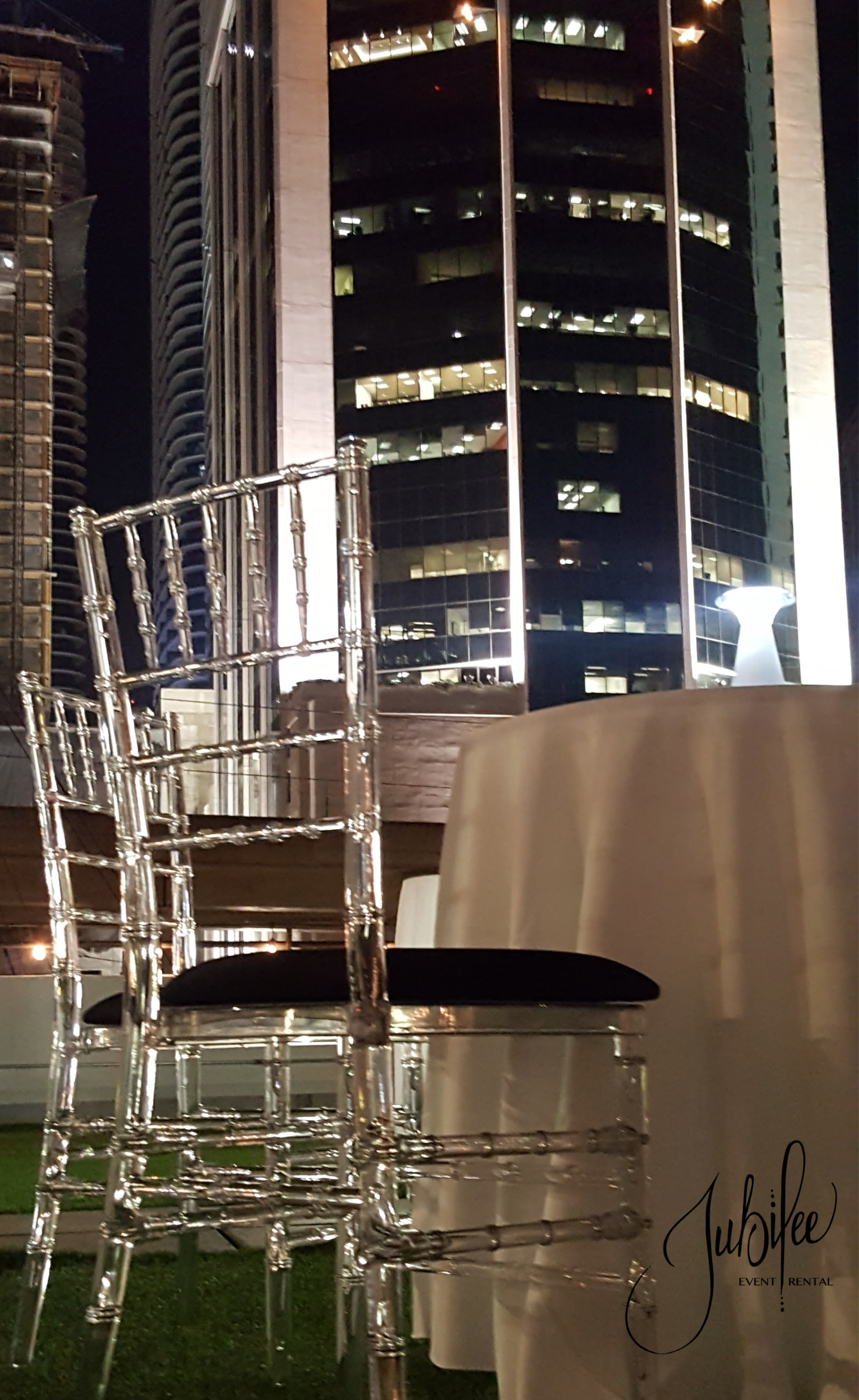 clear chiavari chairs grey glider chair party rentals miami event ft