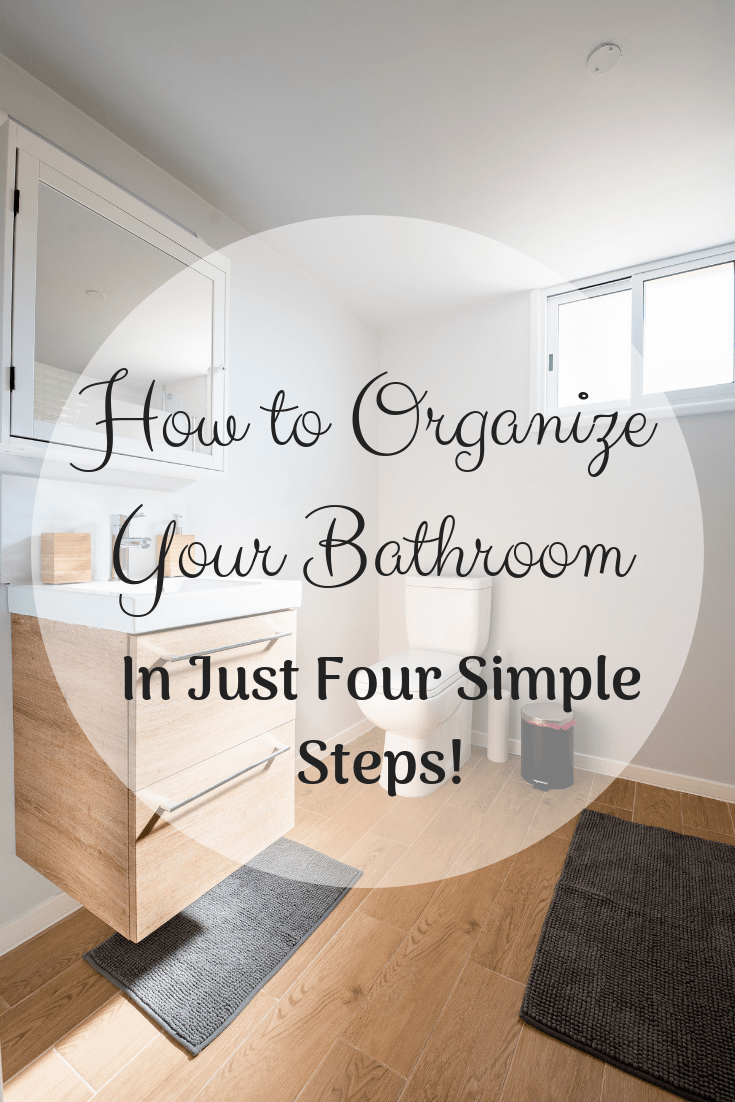 How To Organize A Bathroom How To Organize Your Bathroom Love Always Alexis