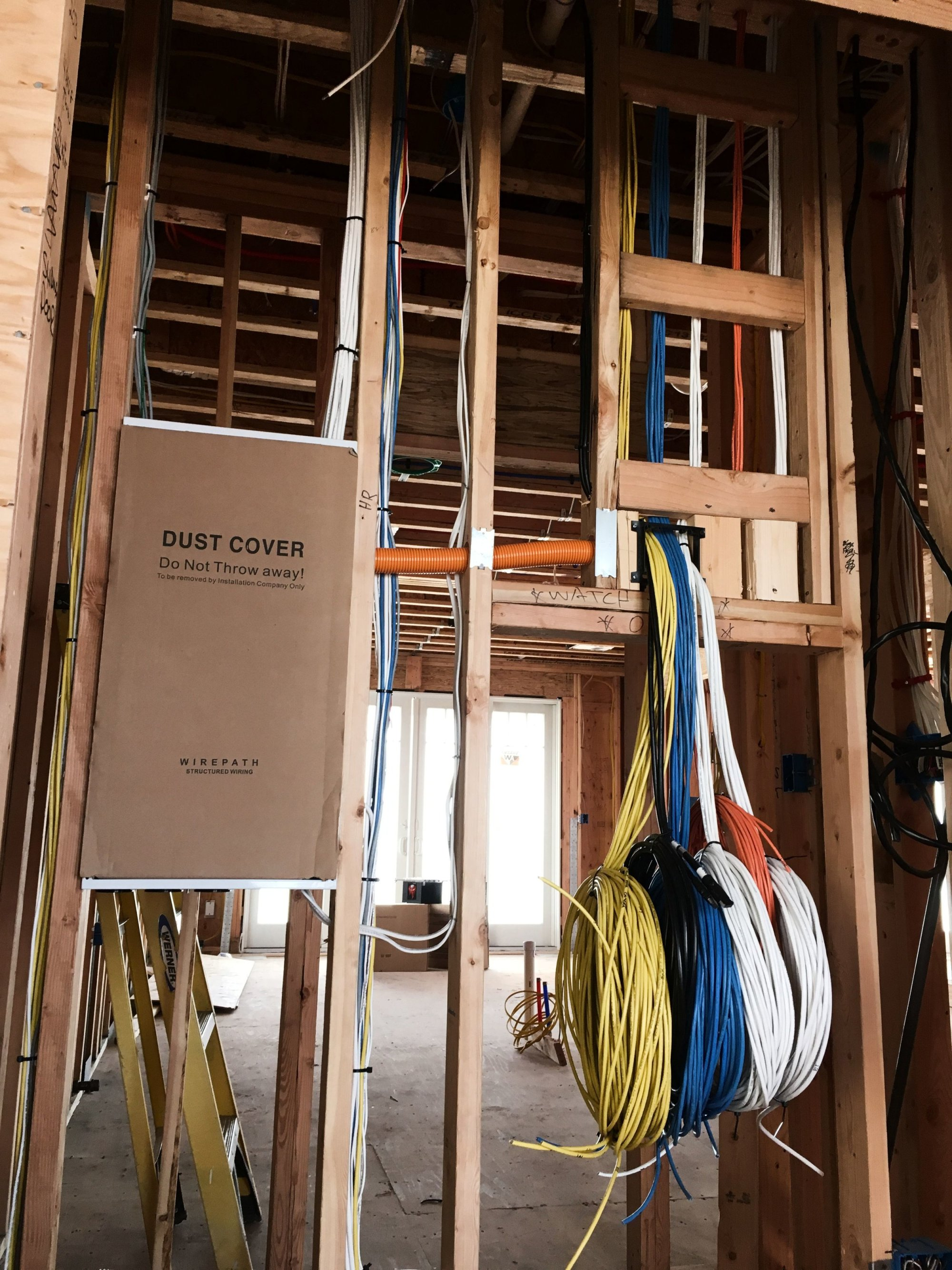 hight resolution of the most important factor to quality and performance in a home is a premium pre wire installation