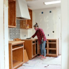 Dexter Kitchen Industrial Sink Butcher Block Countertops The Grit And Polish