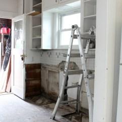Dexter Kitchen Cabinets Set Renovation Part 1 The Process Grit And Polish
