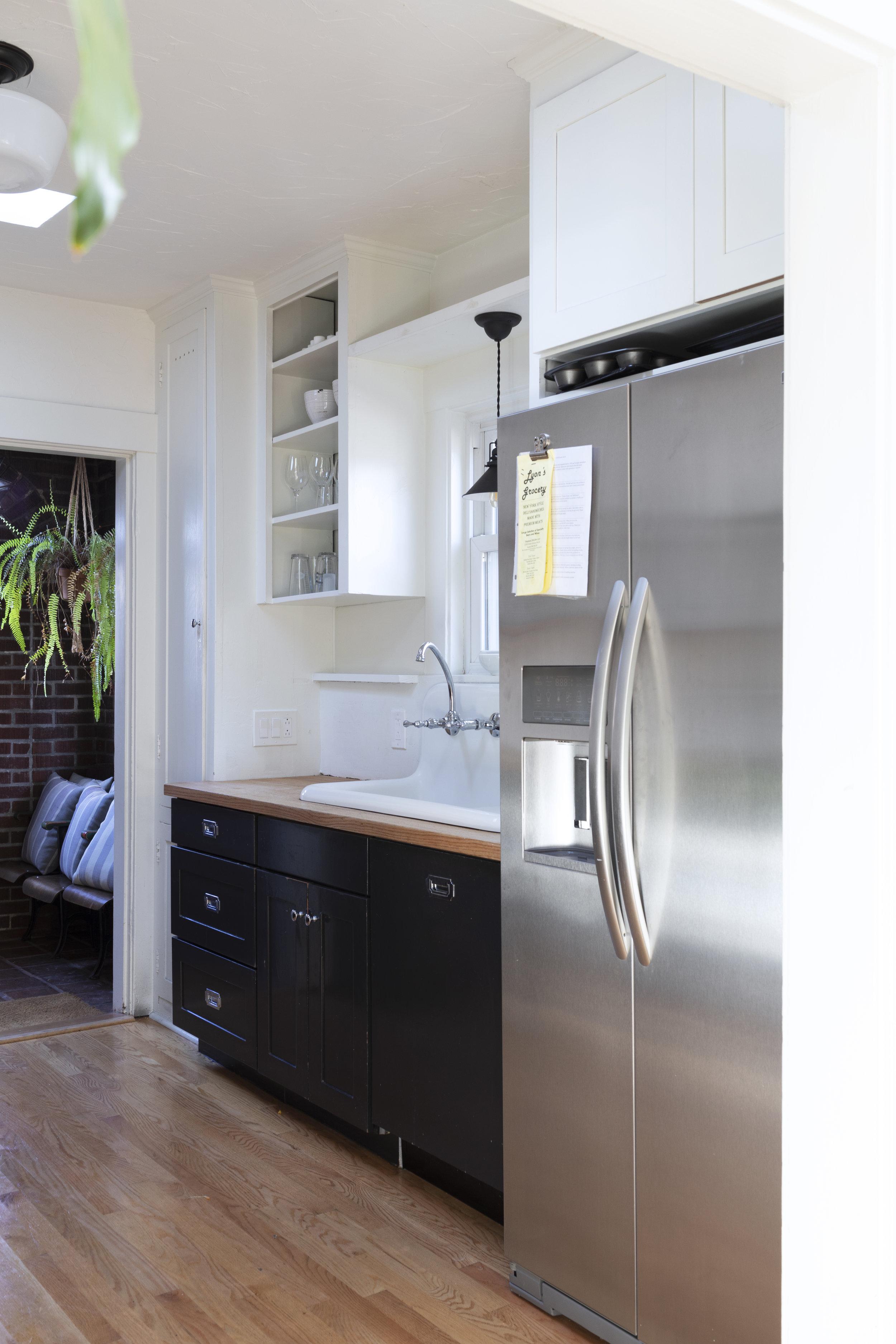 dexter kitchen color paint cabinets house a few updates maintenance the grit and polish