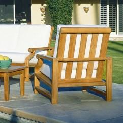 Kingsley Bate Amalfi Club Chair Egg Stand Nz Teak Lounging Table Outdoor Nantucket Deep Seating Lounge