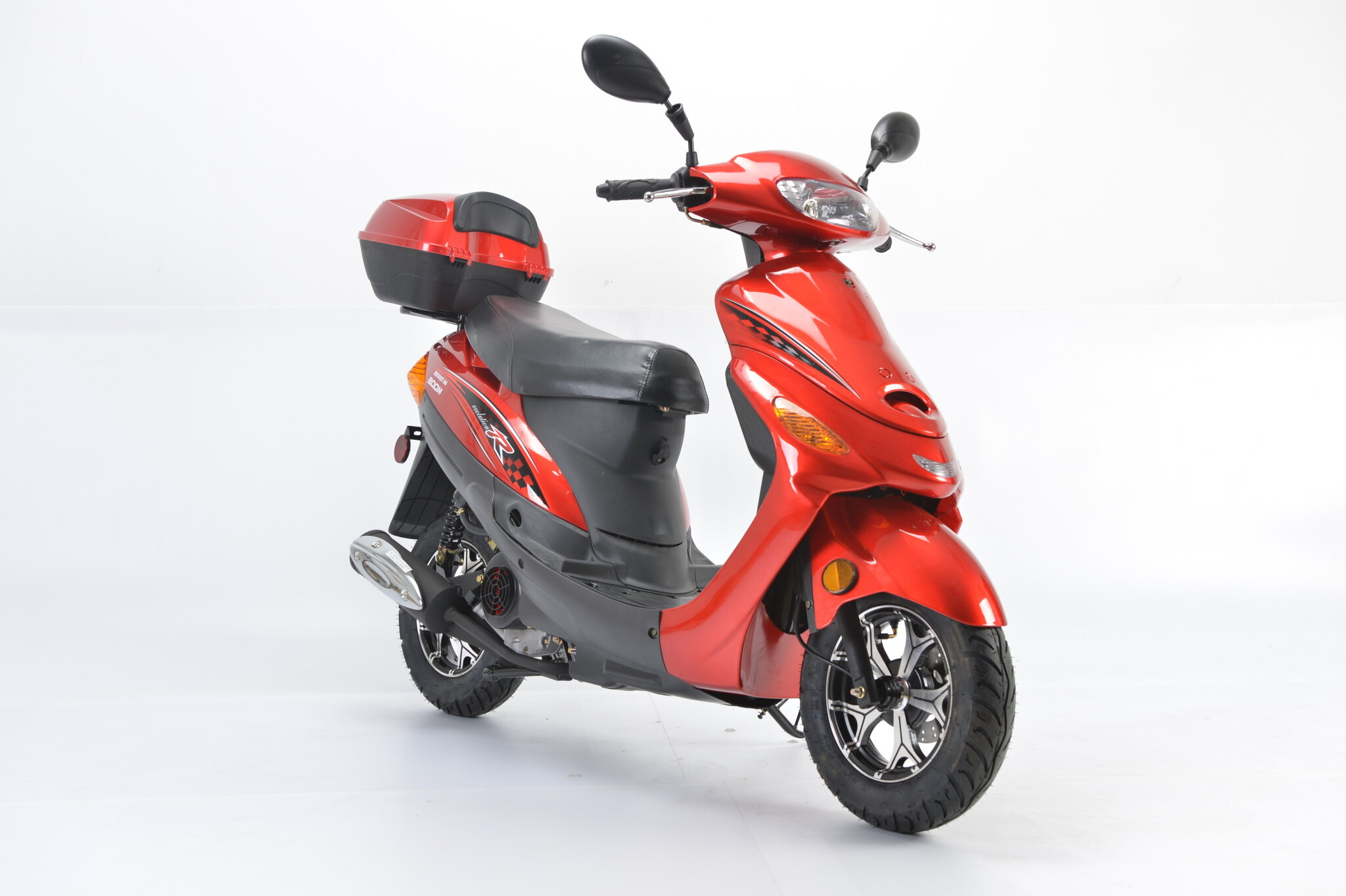 medium resolution of boom bd50qt 9a moped scooter