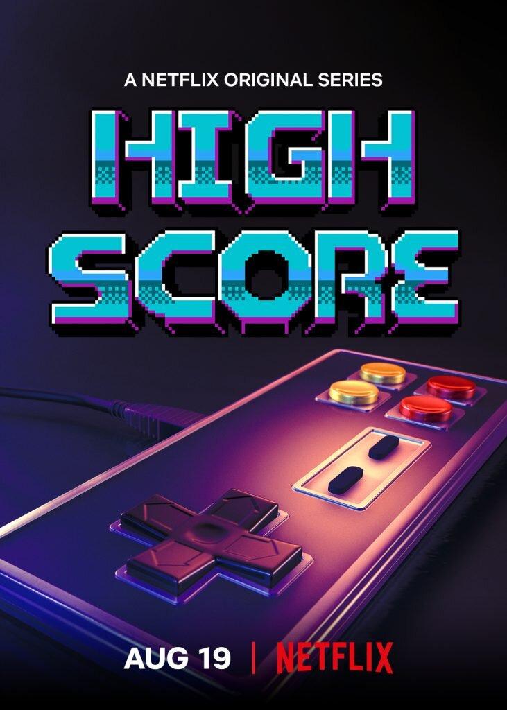 Netflix High Score : netflix, score, Should, Watch, Score, Netflix, HPCritical