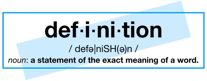 definition what is a