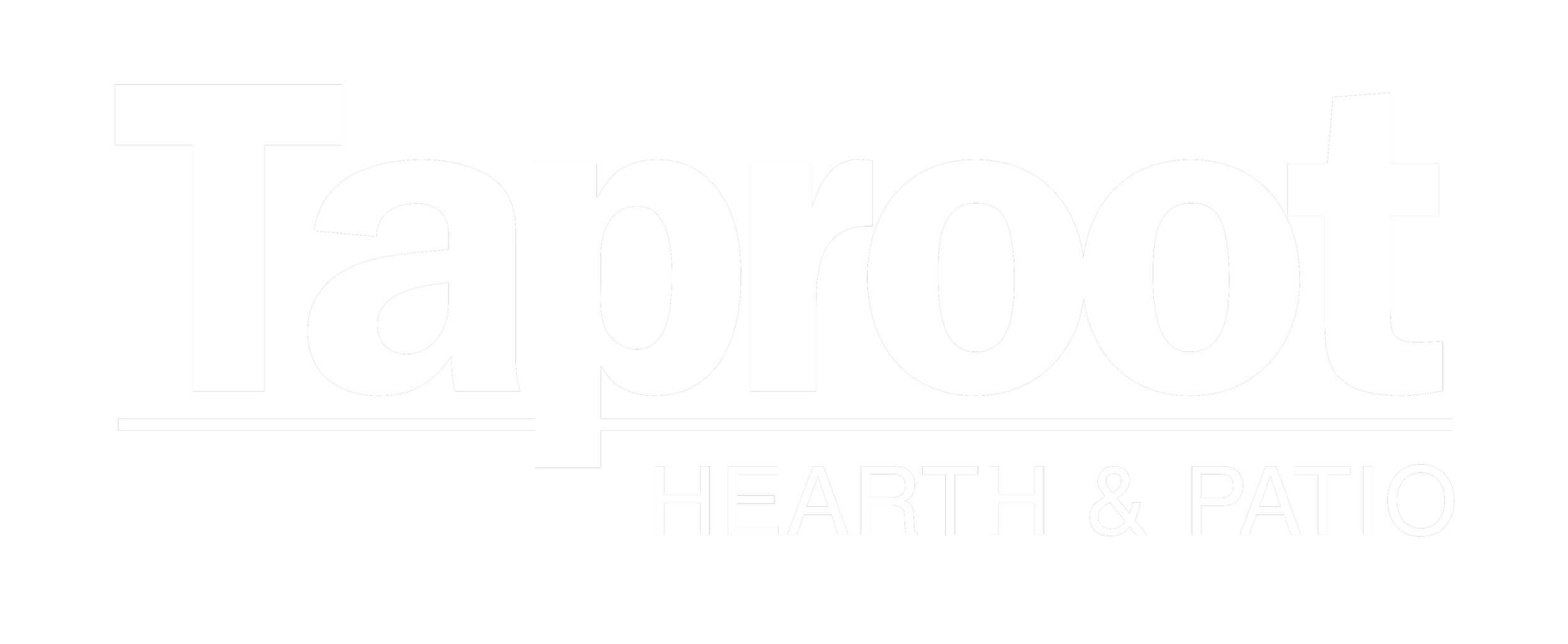 taproot hearth patio