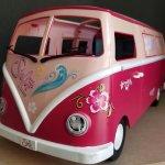 Doll Haul Vw Van Plastically Perfect