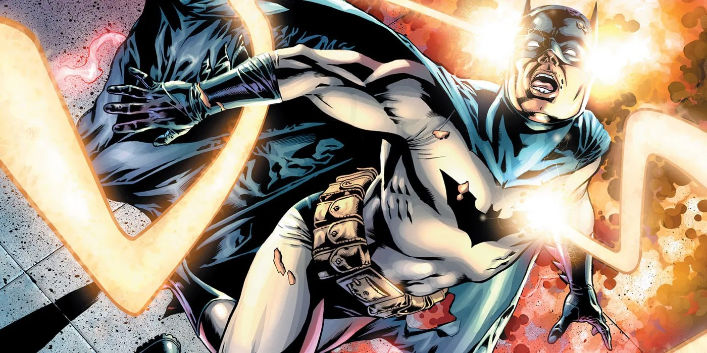 Batmans 15 Biggest Deaths Ranked  ScreenRant