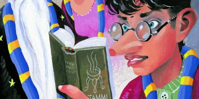 La edición finlandesa de Harry Potter y el Príncipe Mestizo.