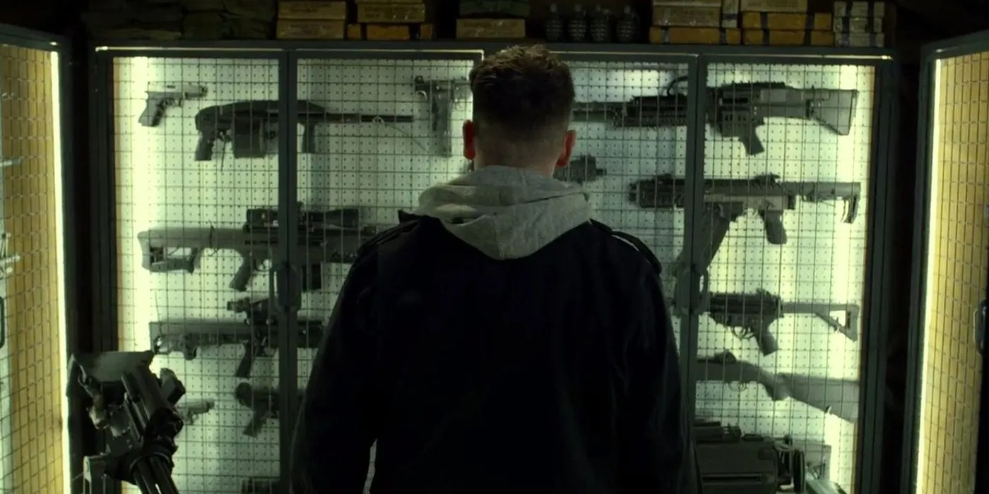 What Weapons Does The Punisher Use  ScreenRant
