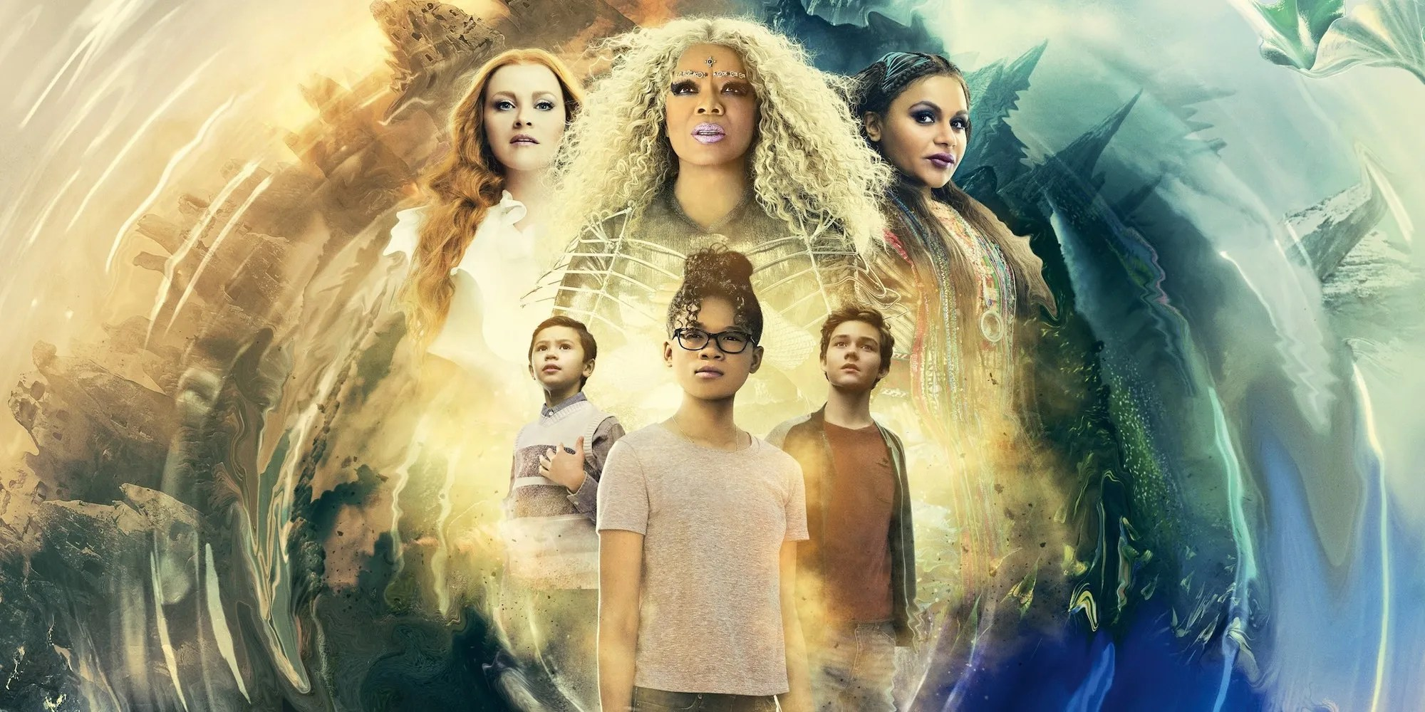 A Wrinkle In Time Review Disney S Latest Is A Beautiful