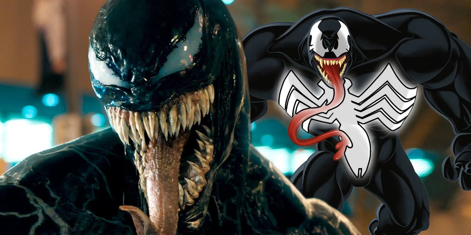 Why Venom Wont Wear the SpiderMan Symbol  ScreenRant