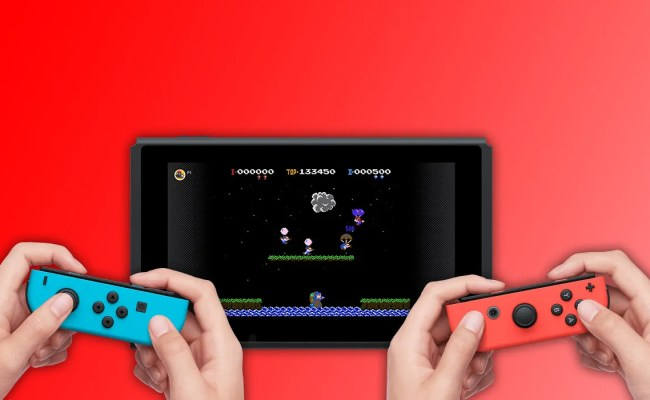 Nintendo Switch Online Service Detailed Includes Nes Games