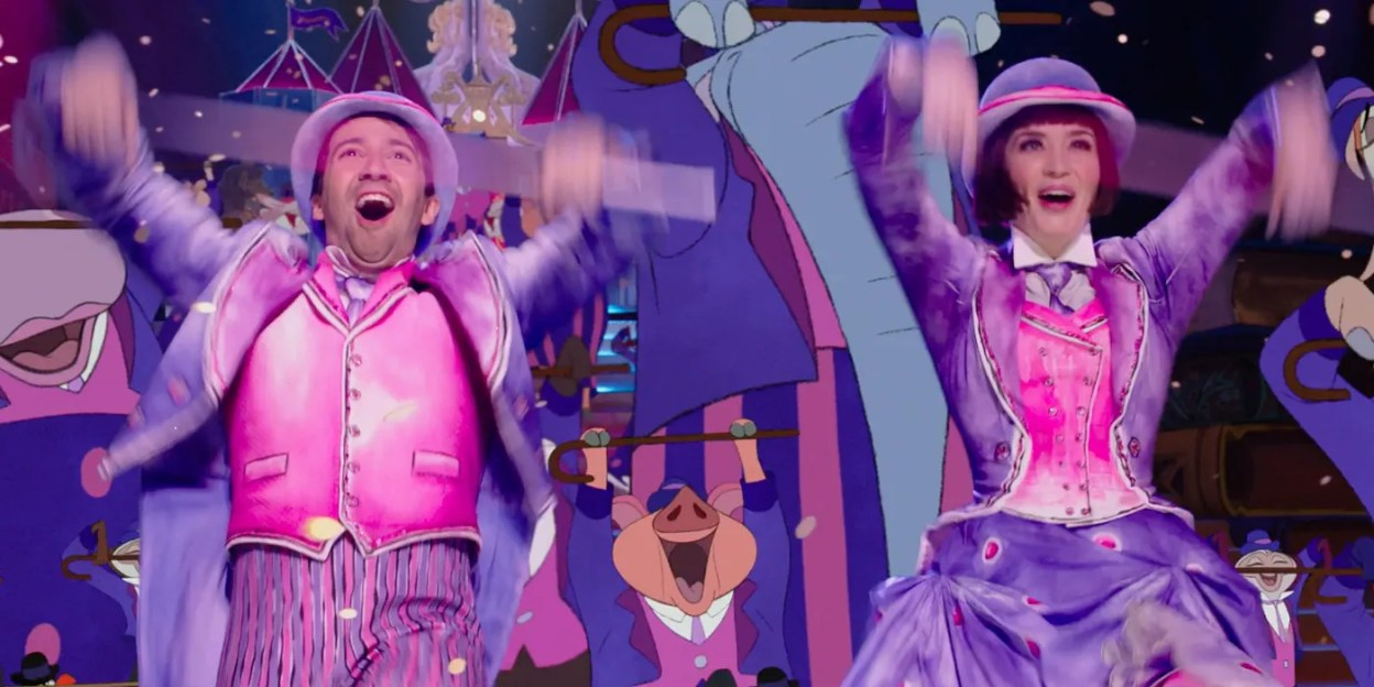 Image result for mary poppins returns