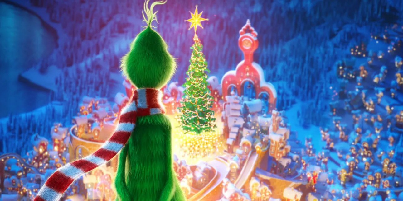 The Grinch (2018) Final Trailer You're A Mean One, Mr Grinch