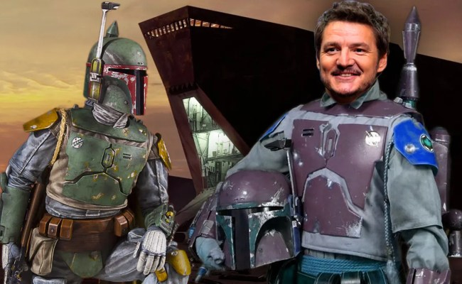 Star Wars Theory The Mandalorian Already Exists In Canon