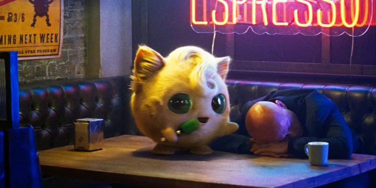 Image result for jigglypuff detective pikachu