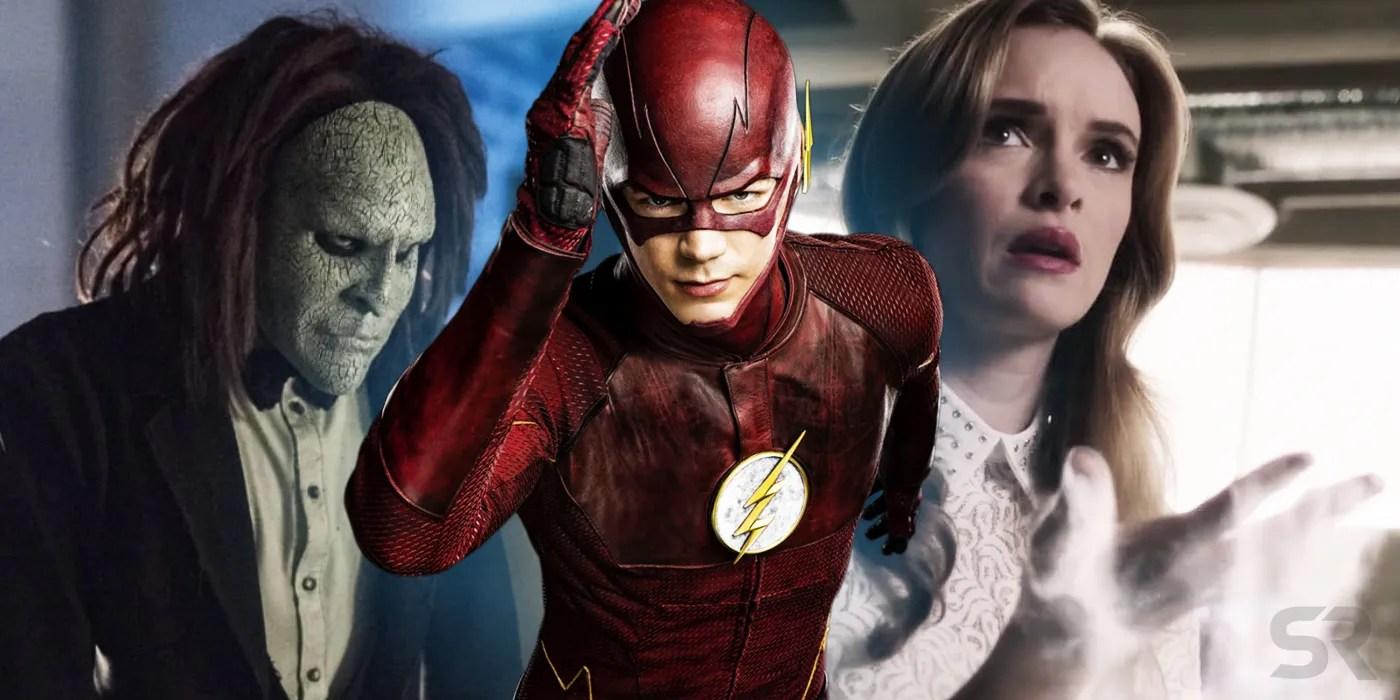 Flash Season 5 Netflix - Idee per la decorazione di interni - coremc us