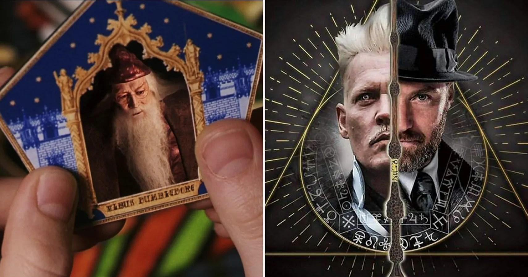 Harry Potter 25 Things Dumbledore Did Between Fantastic