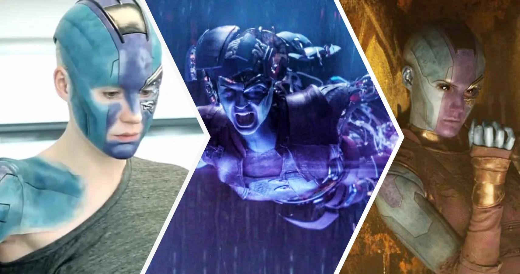Characters Marvel Mcu War Infinity