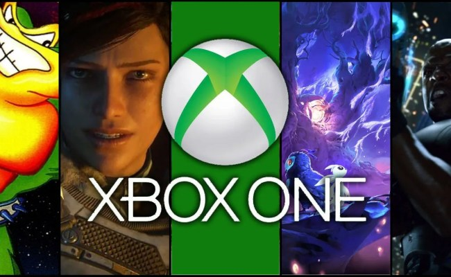 Xbox One Exclusive Games Coming In 2019 Screen Rant