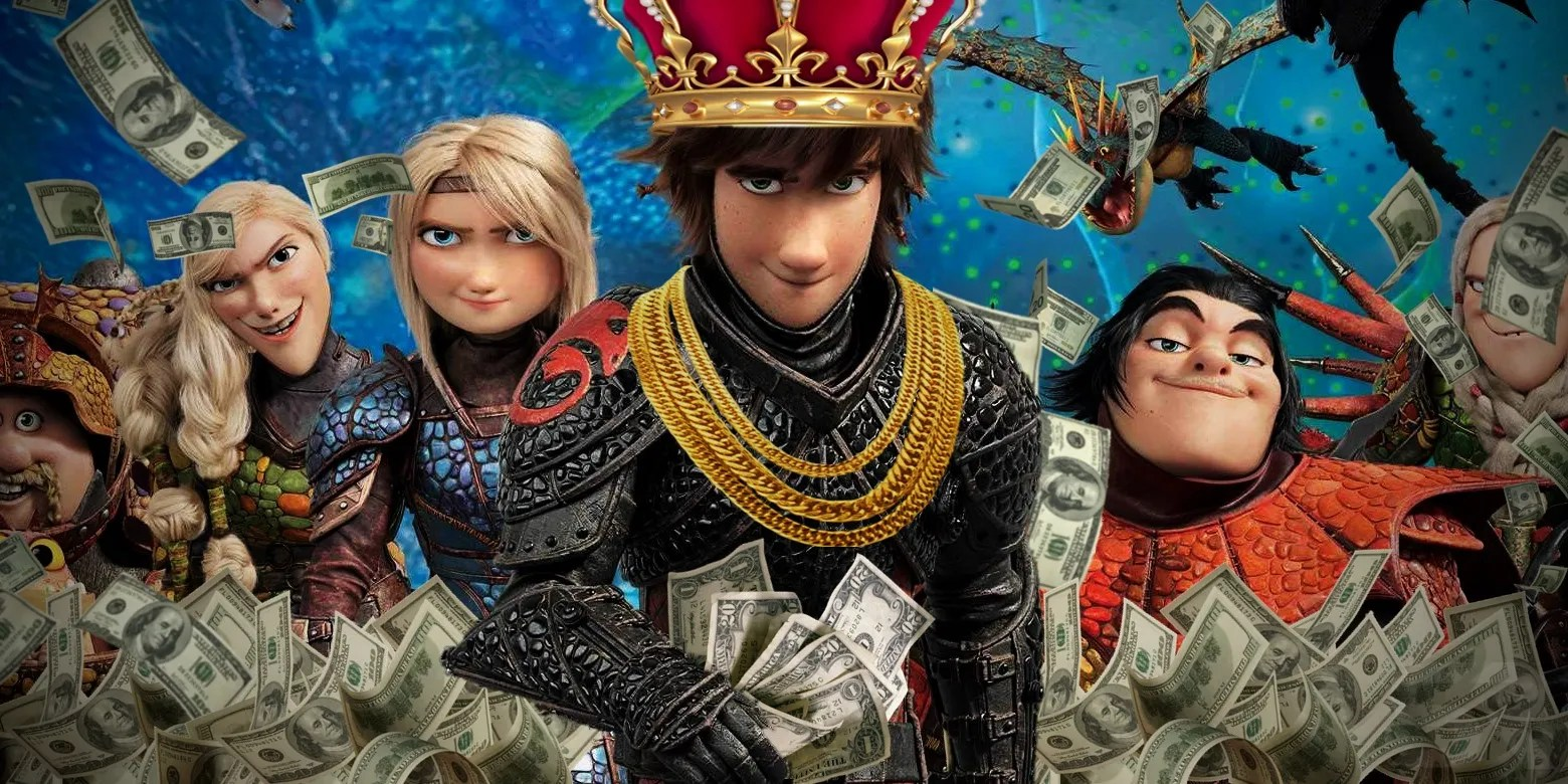 How To Train Your Dragon 3 Is A Box Office Success After One Weekend