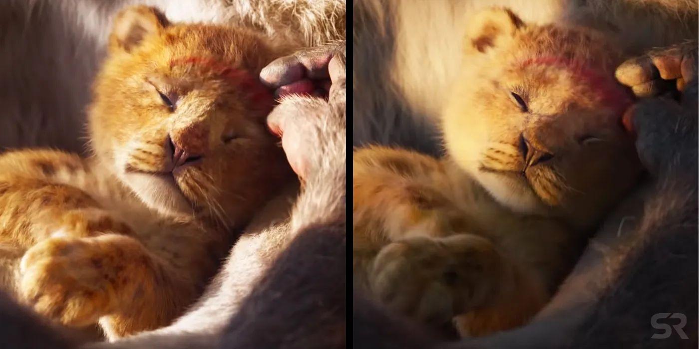 lion king movie oscars