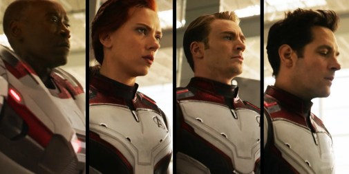 Image result for avengers endgame quantum realm suits