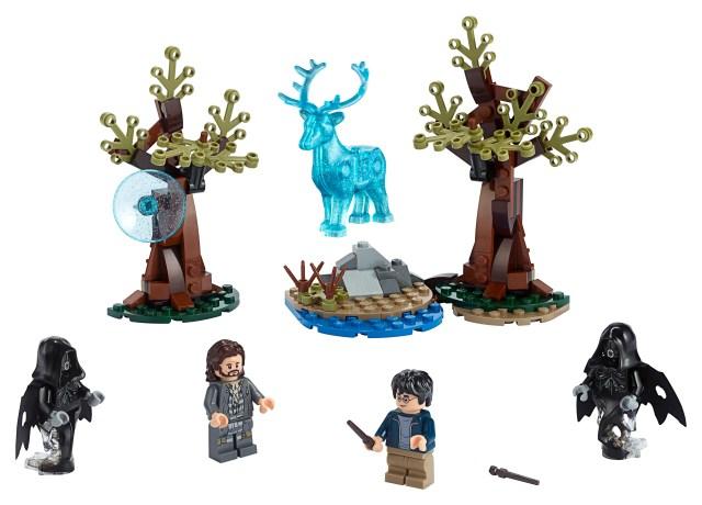 nuevos Sets lego Harry Potter