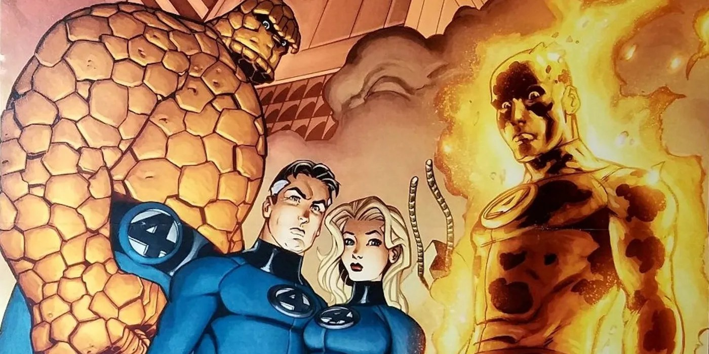 Russo Brothers Hint They'd Direct A Fantastic Four Movie For Marvel