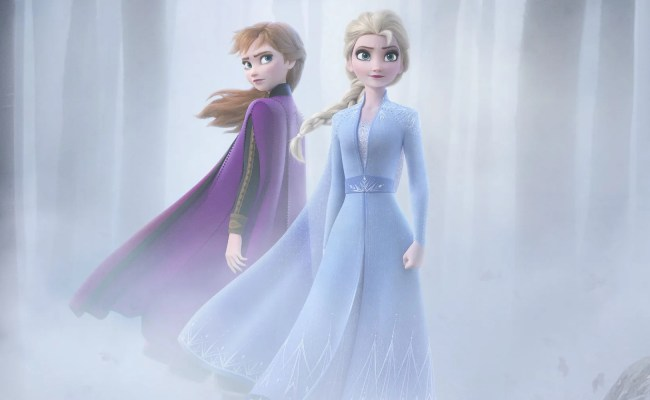 Frozen 2 Gets A New Poster Ahead Of Trailer Premiere Tomorrow