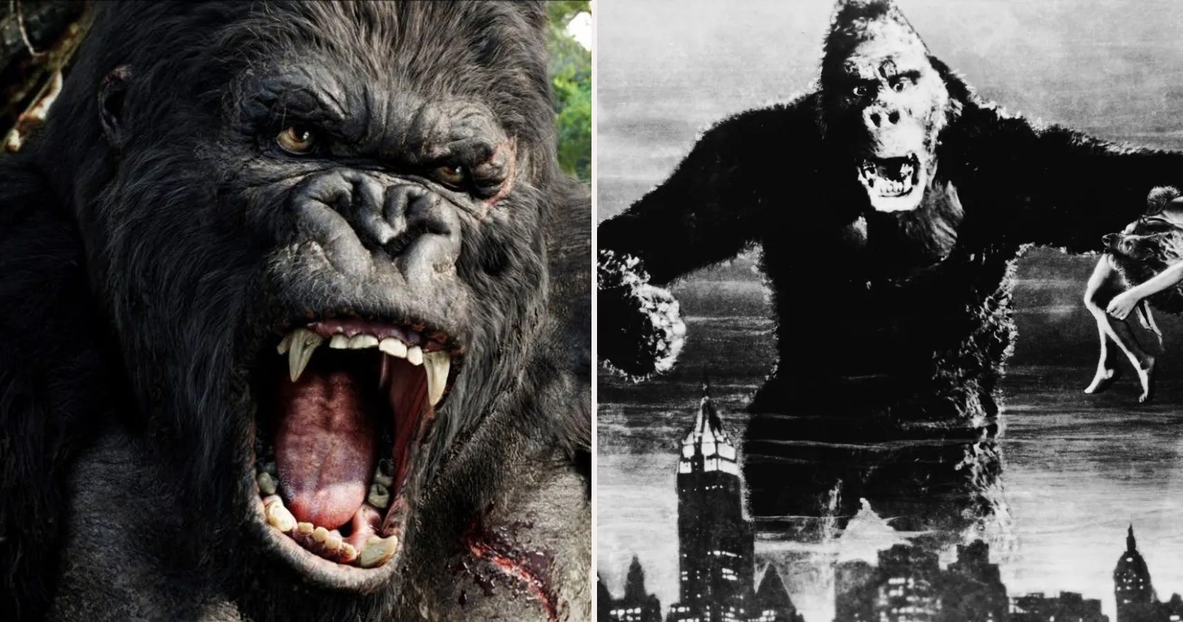 Every King Kong Movie Poster, Ranked | ScreenRant