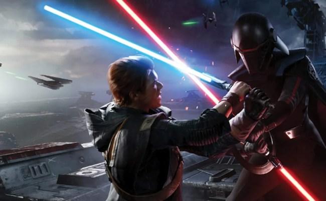 Jedi Fallen Order Ea Play Gameplay Trailer Screen Rant