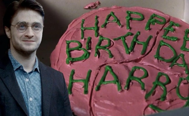 Harry Potter S Birthday Everything Canon That Happened On