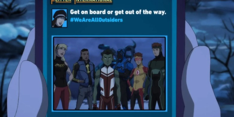 young justice season 4 beastboy