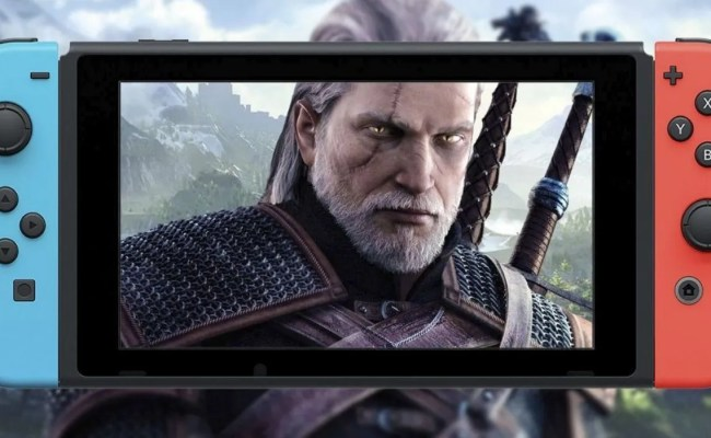Witcher 3 Switch Release Date Of 15 October Announced At