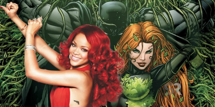 Image result for poison ivy rihanna