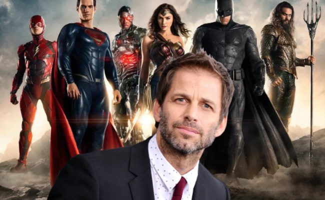 Zack Snyder Thanks Fans For Justice League Billboard At Nycc