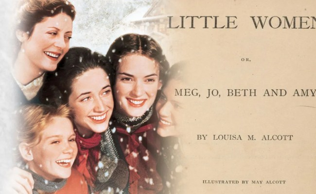 Little Women The 1994 Movie S Biggest Differences From