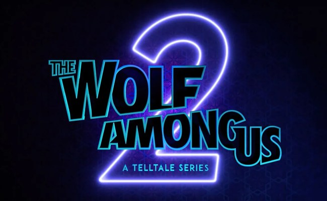 The Wolf Among Us 2 Trailer Screen Rant