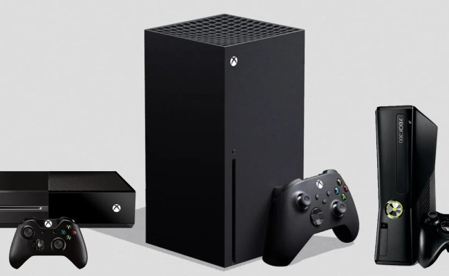 Xbox Series X Tech Specs Screen Rant