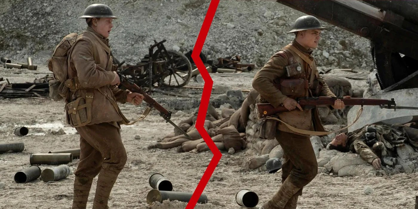 1917: All 34 Hidden Cuts We Spotted In The Movie   Screen Rant