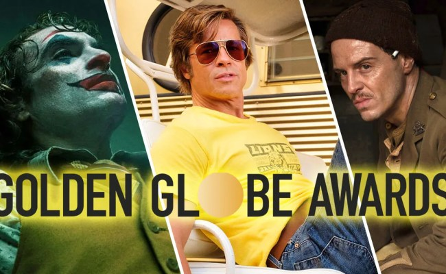 Golden Globes 2020 Movie Awards Winners Predictions