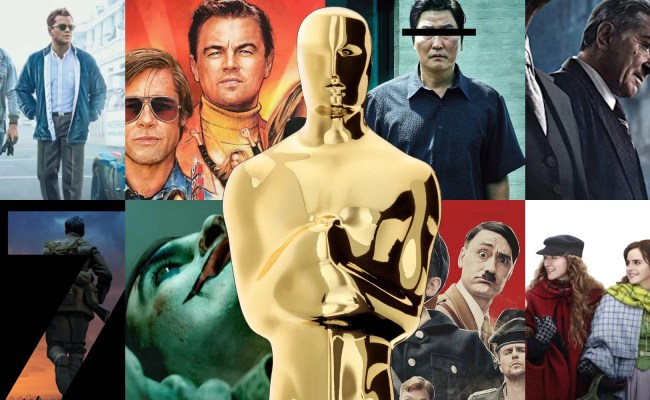 Oscars 2020 Best Picture Nominees Ranked Screen Rant