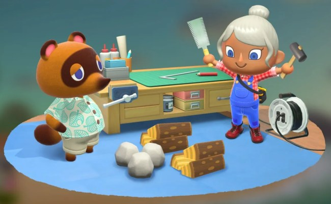 Animal Crossing New Horizons Crafting With The Diy Recipes