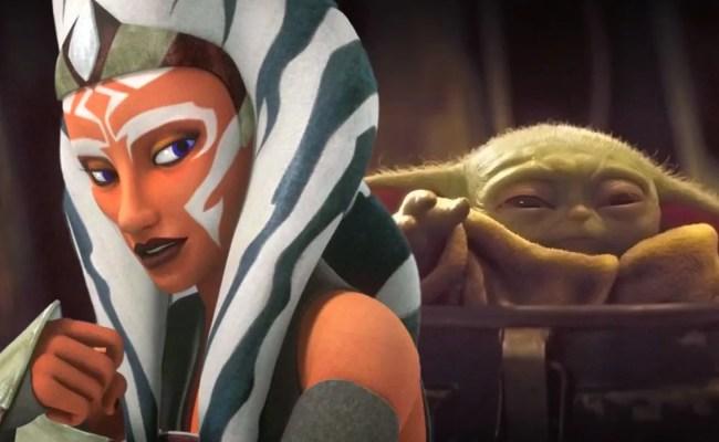 Mandalorian Ahsoka Means We Ll Finally Get Baby Yoda