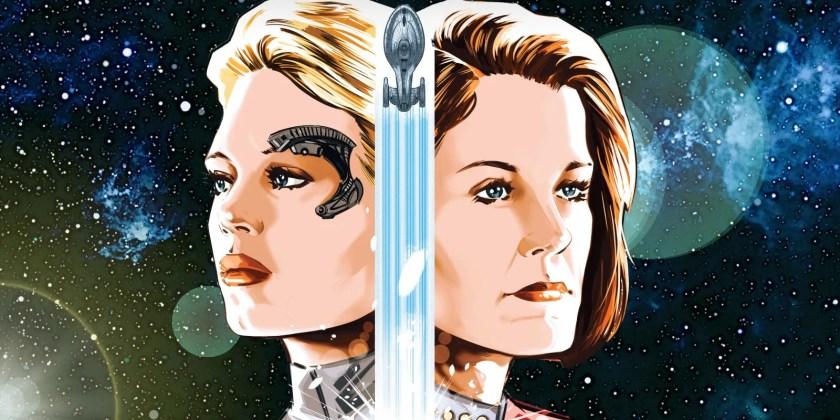 Star Trek: Voyager's Seven of Nine Tests Her Humanity in New Comic
